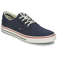 Schuhe Herren Sneaker Low Tommy Hilfiger VIC 1 Blau