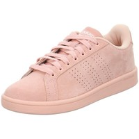 Schuhe Sneaker Low adidas Originals CF ADVANTAGE CL W Damen Sneaker Rosa