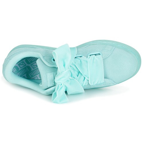 Puma SUEDE / HEART RESET WN'S Blau / SUEDE Pastel  Schuhe TurnschuheLow Damen 71,19 f03ef0