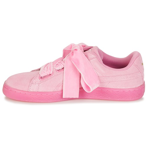 Puma SUEDE HEART RESET Sneaker WN'S Rose  Schuhe Sneaker RESET Low Damen 53,39 a43716
