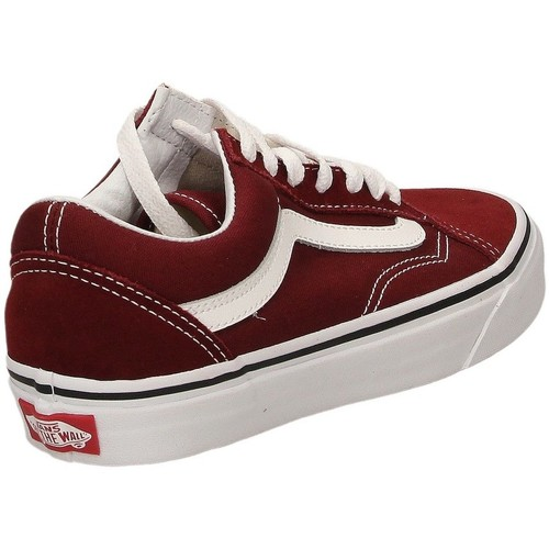 Vans OLD SKOOL MADDER Rot