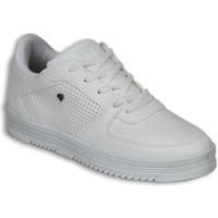 Schuhe Herren Sneaker Low Cash Money Sneakers Low Weiß