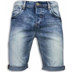 Kleidung Herren Shorts / Bermudas True Rise Kurze Hosen Blau
