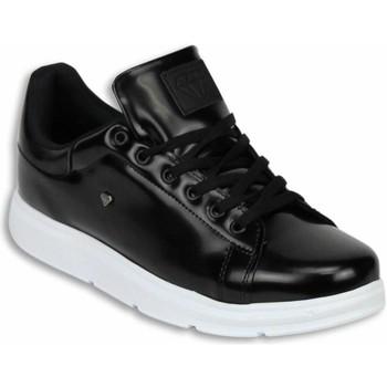 Schuhe Herren Sneaker Low Cash Money Sneakers Low Schwarz