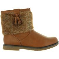 Schuhe Mädchen Low Boots Sprox 370408-B7019 Marr?n
