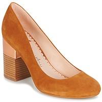 Schuhe Damen Pumps Mellow Yellow DABOL Camel