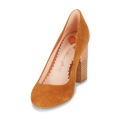 Mellow Yellow DABOL Camel  Schuhe Schuhe Schuhe Pumps Damen 31afe4