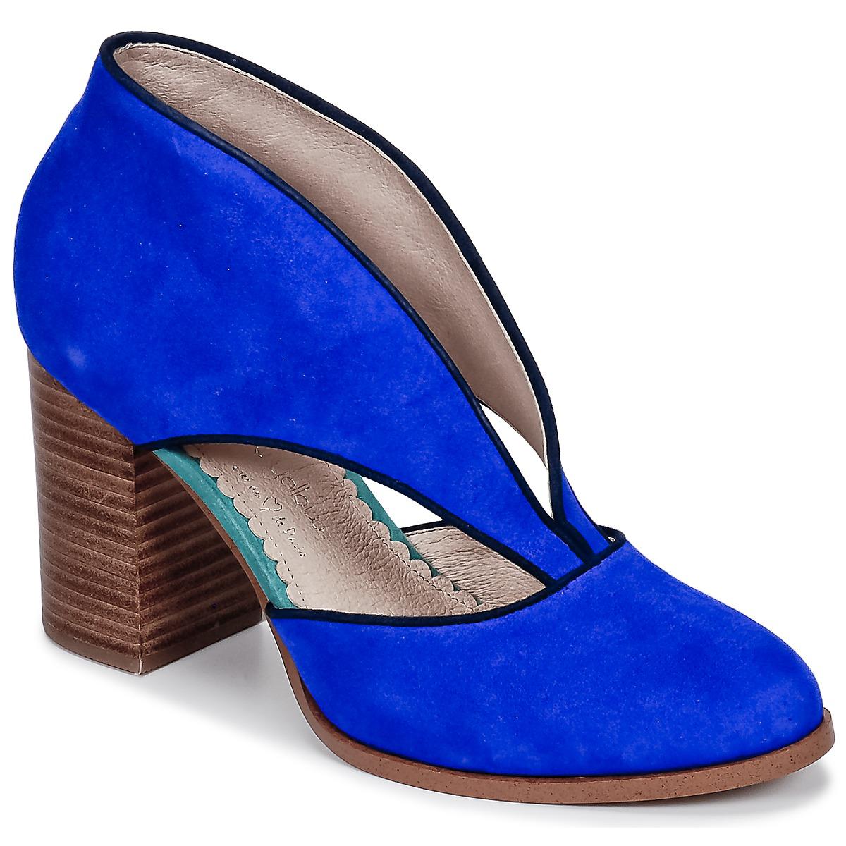 Mellow Yellow DADYLOUNA Blau - Kostenloser Versand bei Spartoode ! - Schuhe Low Boots Damen 119,20 €