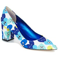 Schuhe Damen Pumps Mellow Yellow DECHOUPINO Blau