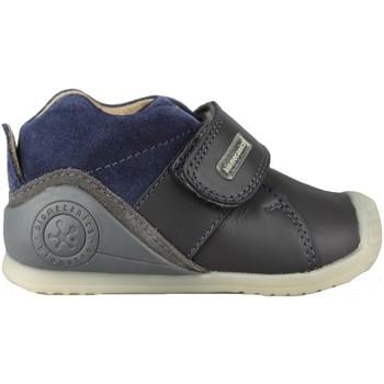 Schuhe Kinder Sneaker High Biomecanics ZAPATO CASUAL BEBE MARINO