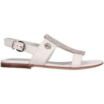 Schuhe Mädchen Sandalen / Sandaletten Blumarine B3624 Sandalen Kind weiß weiß