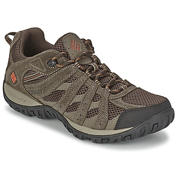 Schuhe Herren Wanderschuhe Columbia REDMOND Braun