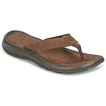 Schuhe Herren Zehensandalen Columbia MANAROLA II Braun