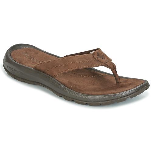 Columbia MANAROLA II Braun  Schuhe Zehensandalen Herren 47,99