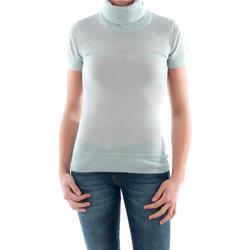 Kleidung Damen Pullover Amy Gee AMY04208 Azul claro