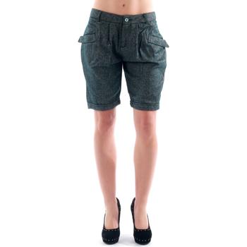 Kleidung Damen Shorts / Bermudas Amy Gee AMY04303 Gris
