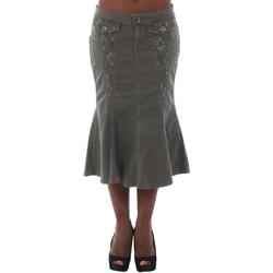 Kleidung Damen Röcke Fornarina DUNDEE_SMOG Verde