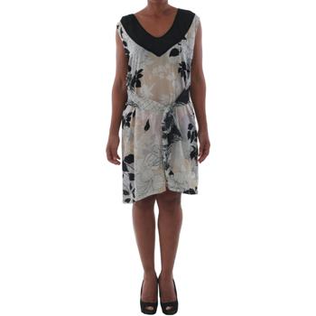 Kleidung Damen Kurze Kleider Fornarina ELISE_HIVORY Estampado