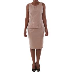 Kleidung Damen Kurze Kleider Fornarina SAYDA_POWDER Rosa