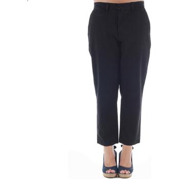 Kleidung Damen Chinohosen Gas GAS01164 Negro