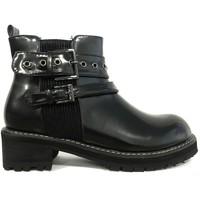 Schuhe Damen Boots Cassis Côte d'Azur Cassis cote d'azur Natacha bottines Noir Schwarz