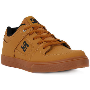 DC Shoes Sneaker PURE BOYS Sale Angebote Graustein