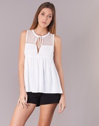 Kleidung Damen Tops / Blusen Volcom SEA Y'AROUND TOP Weiss