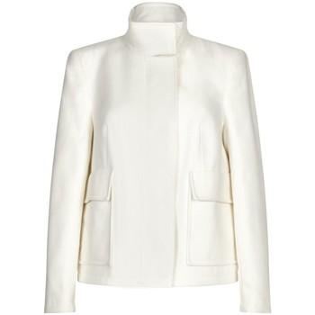 Kleidung Damen Jacken / Blazers Anastasia parent White