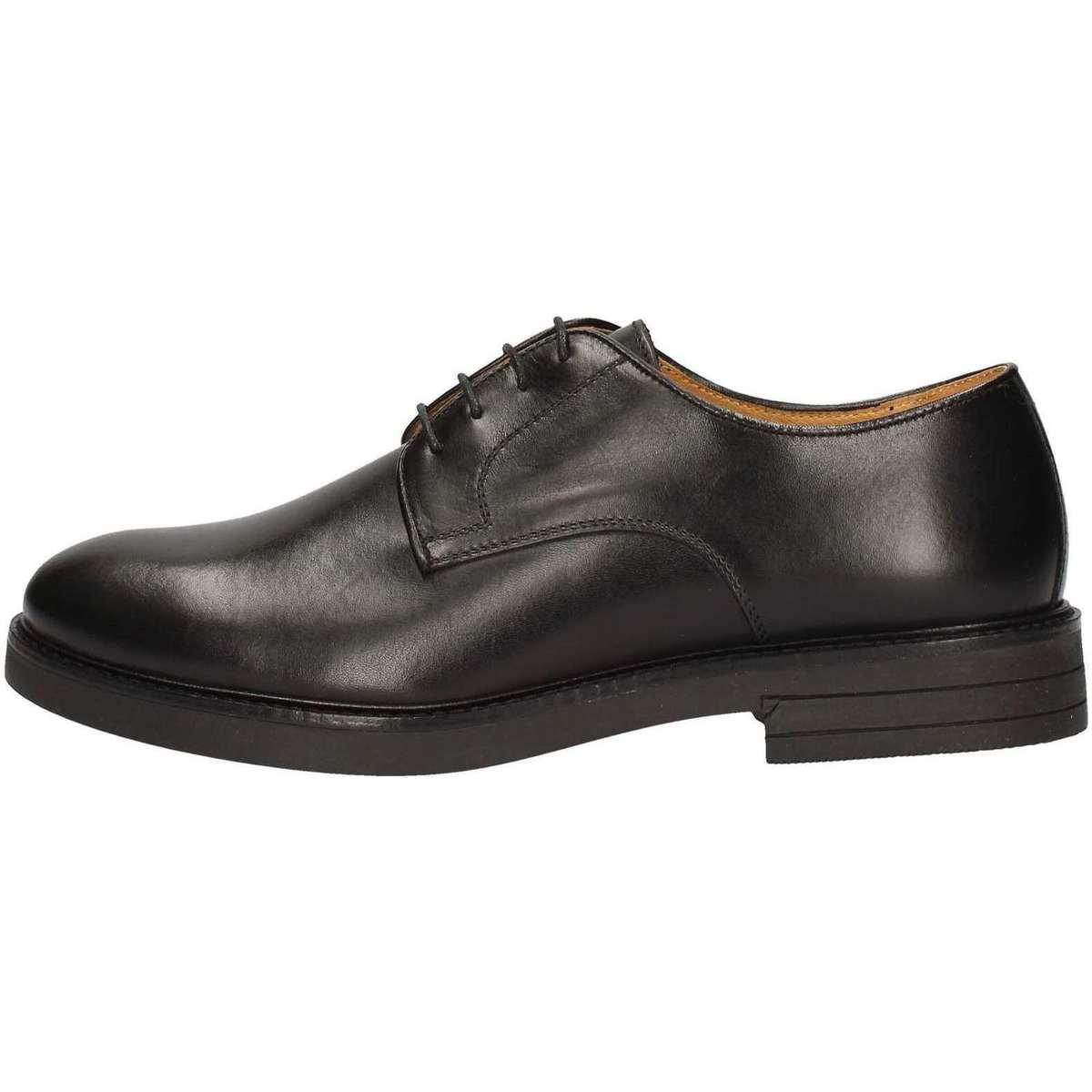 Hudson 701 Lace up shoes Mann Schwarz Schwarz - Schuhe Derby-Schuhe Herren 84,20 €
