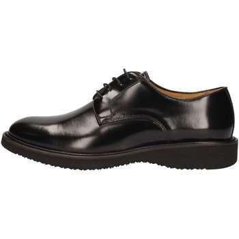 Schuhe Herren Derby-Schuhe Hudson 701 Lace up shoes Mann Schwarz Schwarz