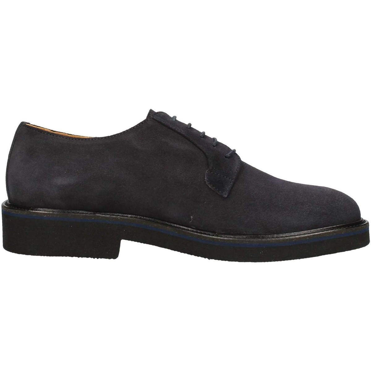 Hudson 931 Lace up shoes Mann Blau Blau - Schuhe Derby-Schuhe Herren 92,20 €