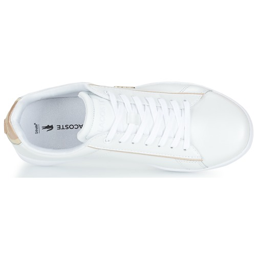 Lacoste CARNABY EVO 118 6 Weiss  Schuhe Sneaker Low Damen 95