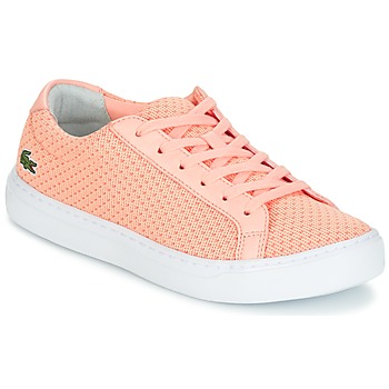 Schuhe Damen Sneaker Low Lacoste L.12.12 LIGHTWEIGHT1181 Rose