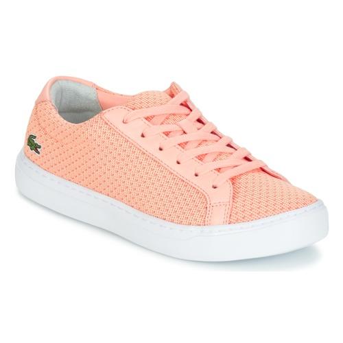 Lacoste L.12.12 LIGHTWEIGHT1181 Rose  Schuhe Sneaker Low Damen 87,20