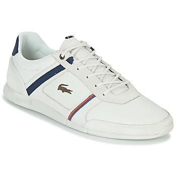 Schuhe Herren Sneaker Low Lacoste MENERVA 118 1 Weiss
