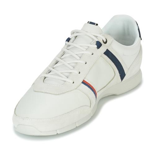 Lacoste MENERVA 118 1 Weiss  100 Schuhe Sneaker Low Herren 100  7b3285