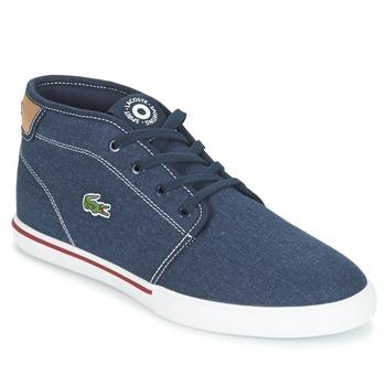 Schuhe Herren Sneaker Low Lacoste AMPTHILL 118 1 Blau