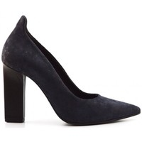 Schuhe Damen Pumps Vic Alimede bleu