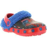 Schuhe Jungen Hausschuhe Spiderman S18195X Rojo