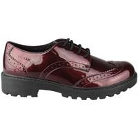 Schuhe Kinder Derby-Schuhe Geox CASEY GK CHAROL GRANATE