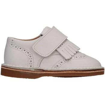 Schuhe Mädchen Derby-Schuhe Eli 1957 2212P BIANCO French shoes Kind weiß weiß