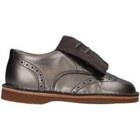 Schuhe Mädchen Richelieu Eli 1957 2481 ACERO French shoes Kind grau grau