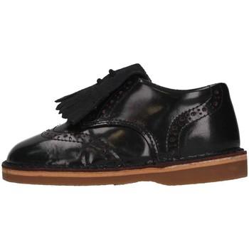 Schuhe Kinder Derby-Schuhe Eli 1957 2481 AZUL French shoes Kind blau blau