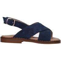 Schuhe Mädchen Sandalen / Sandaletten Cucada 4174T OCEANO Sandalen Kind Ozean Ozean