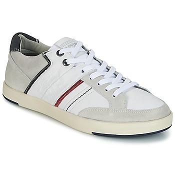Schuhe Herren Sneaker Low Levi's BEYERS Weiss