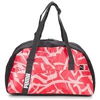 Taschen Damen Sporttaschen Puma CORE ACTIVE SPORTSBAG M Rose / Schwarz