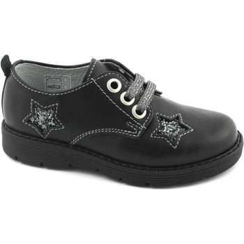 Schuhe Mädchen Derby-Schuhe Balocchi BAL-I17-971672-NE-a Nero
