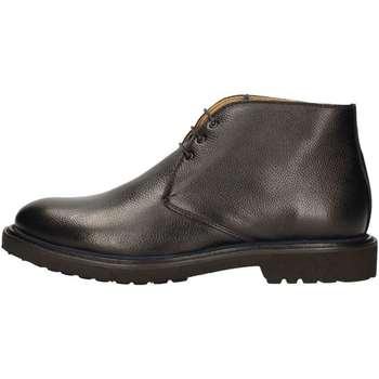 Schuhe Herren Boots Hudson 720 BLACK