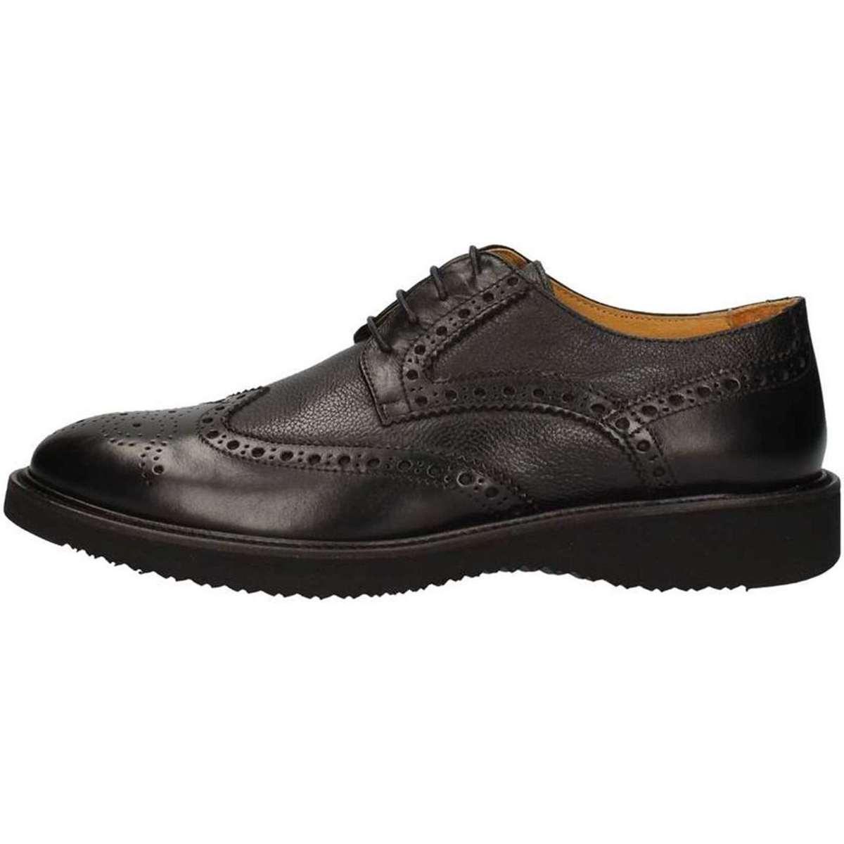 Hudson 917 Lace up shoes Mann Schwarz Schwarz - Schuhe Derby-Schuhe Herren 92,20 €