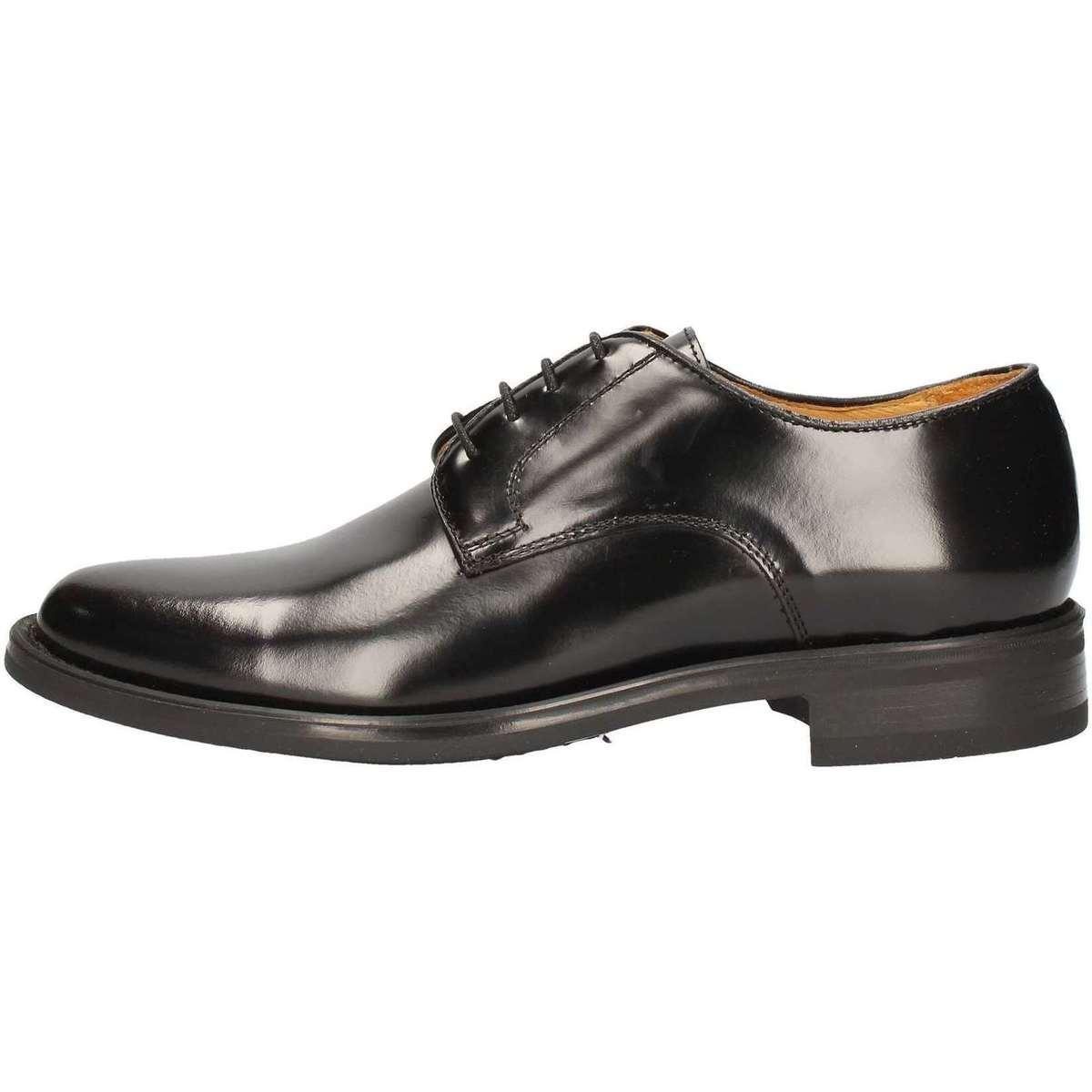 Hudson 901 Lace up shoes Mann Schwarz Schwarz - Schuhe Derby-Schuhe Herren 92,20 €